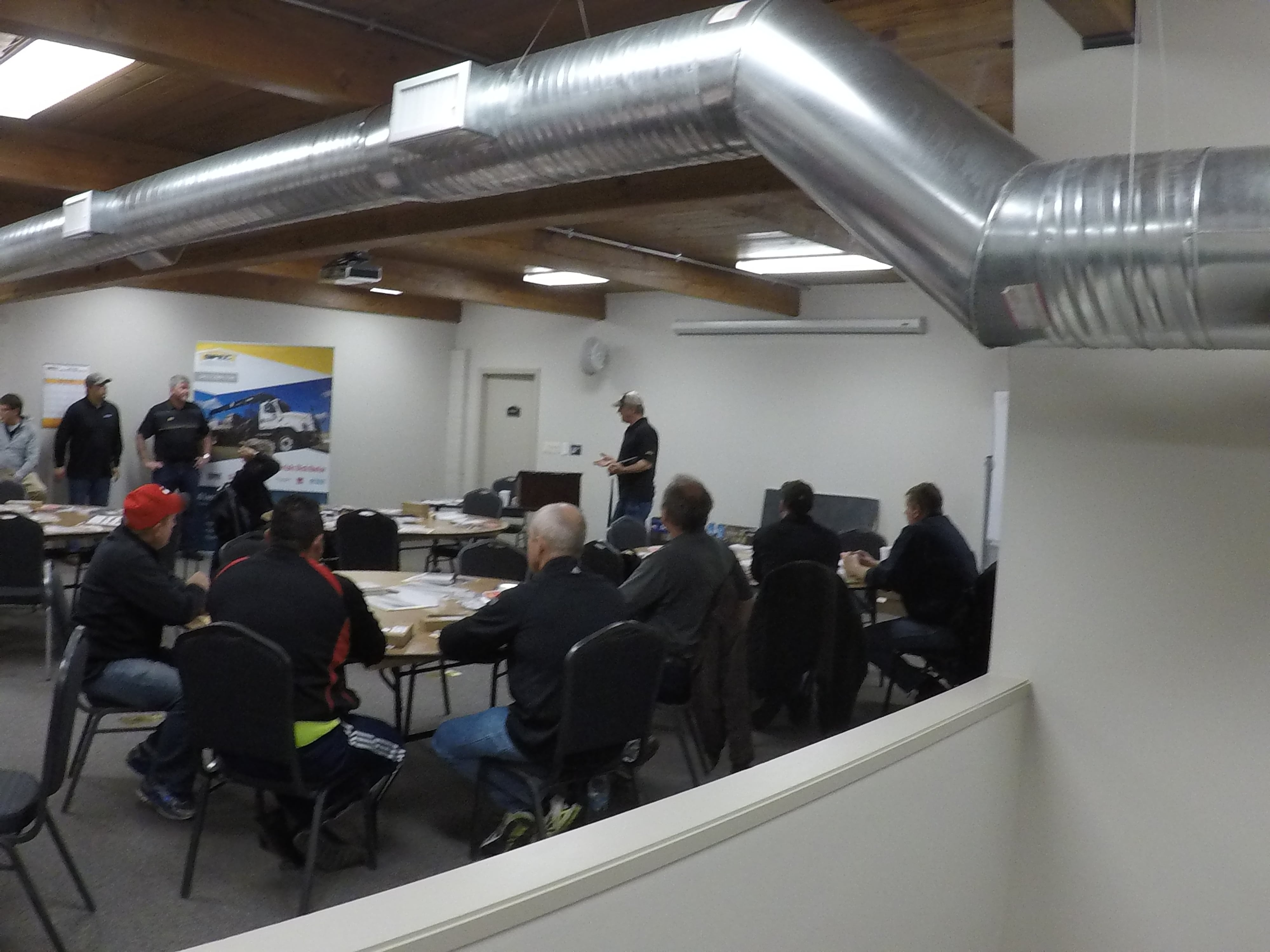 Versico Hands On Training Kansas City Spec Building