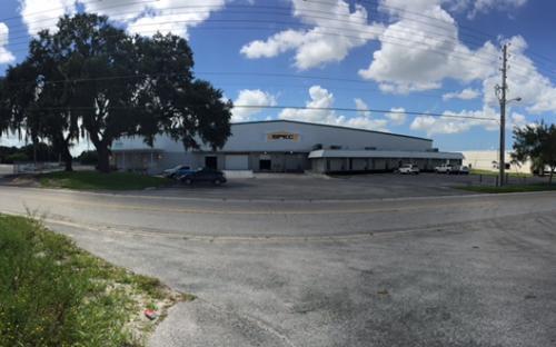 New Tampa Location Spec Building Materials Corporation